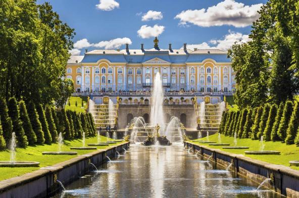 Выходные в Петербурге