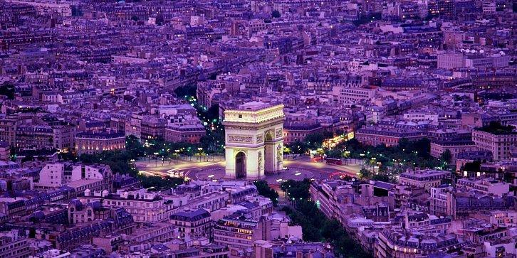 Сиреневый Париж