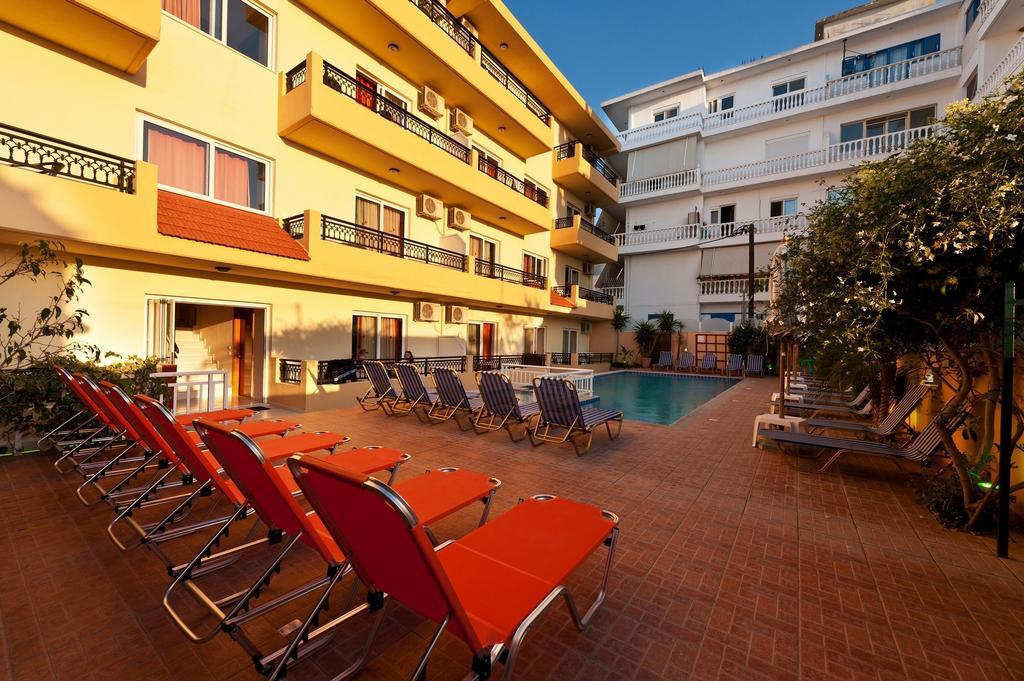 Греция (авиа) ALEA HOTEL 2* о.Родос