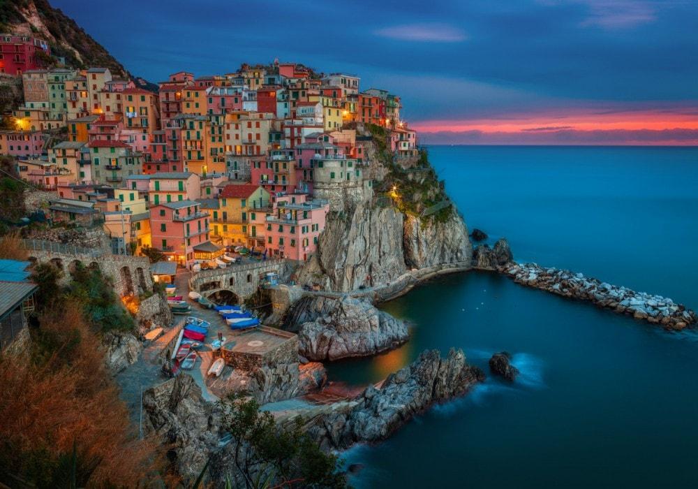 ITm3 Неклассическая Италия + отдых на Лигурийском побережье