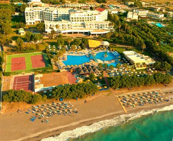 Греция (авиа) AQUA DORA RESORT & SPA 4*, о.Родос