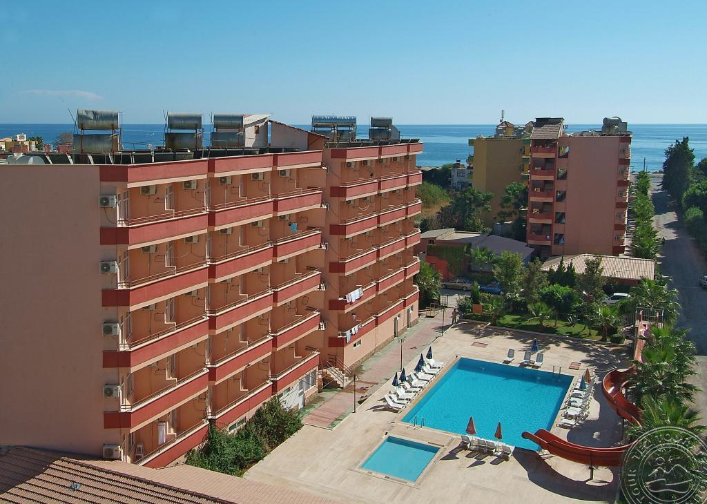 Турция SUNSIDE BEACH HOTEL 3*, Аланья