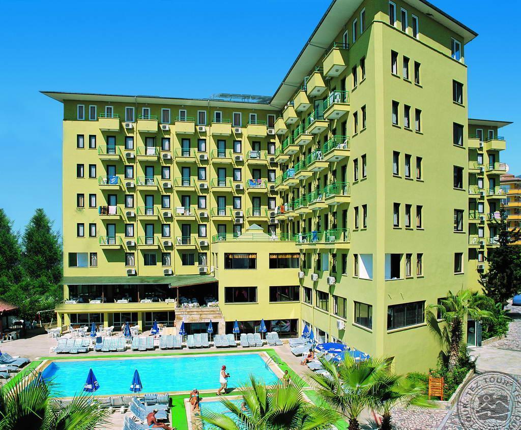 Турция, SUN FIRE BEACH HOTEL 4*, Аланья