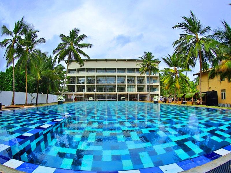Шри-Ланка, TAPROBANA 4 *, Ваддува