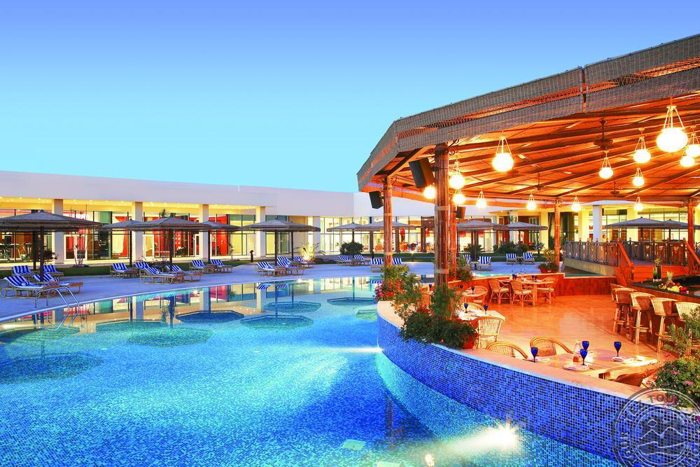 Египет MARITIM JOLIE VILLE ROYAL PENINSULA HOTEL & RESORT 5* Шарм-эль-Шейх