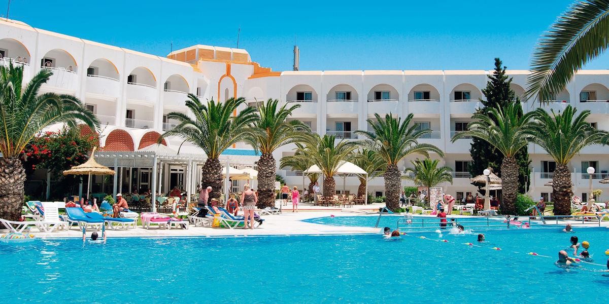 Тунис Golf Residence Hotel 4*, Порт Эль-Кантауи