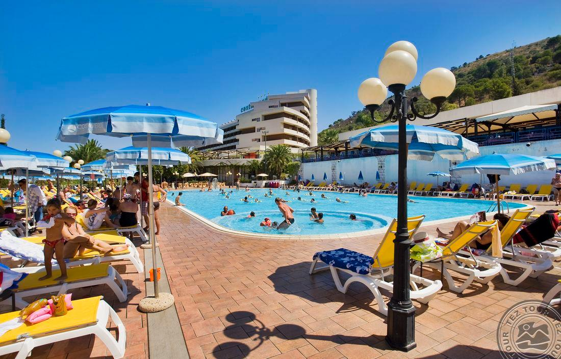 Италия COSTA VERDE HOTEL CLUB (CEFALU) 4*, Сицилия - Чефалу