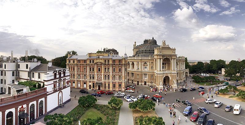 Weekend в Одессе – экскурсии + шоппинг