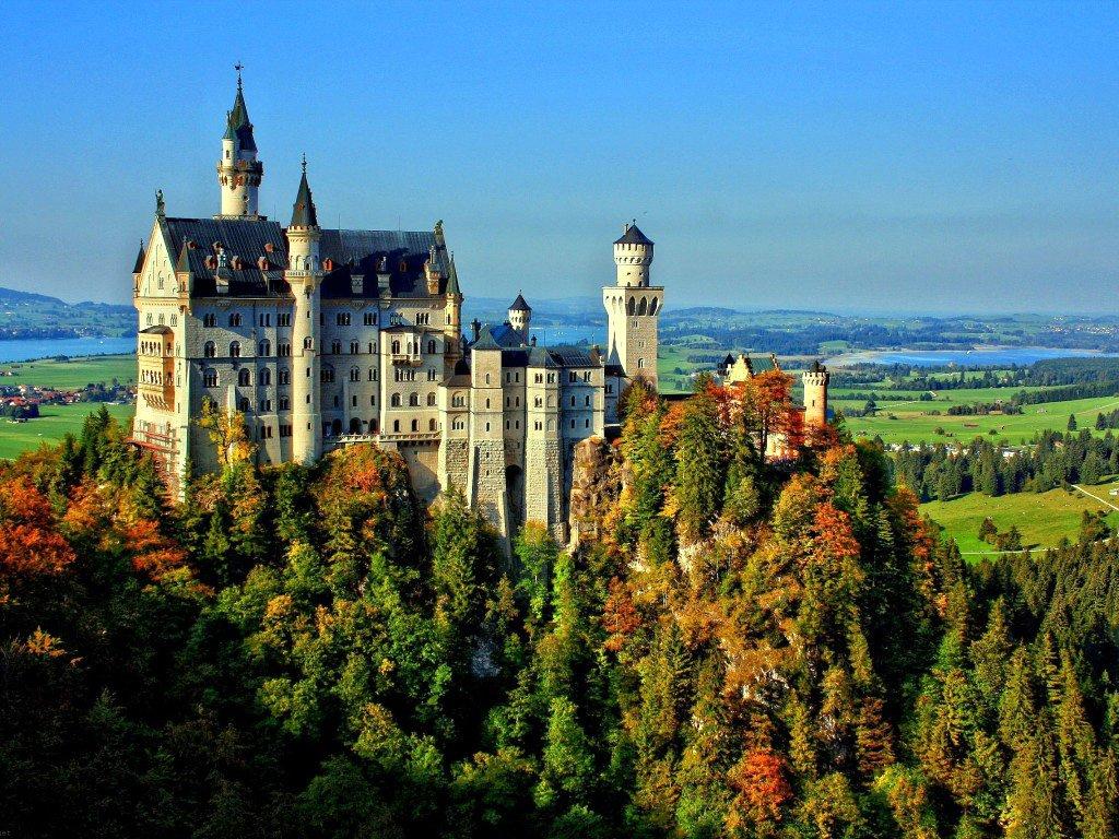 Тур в Баварию без ночных переездов