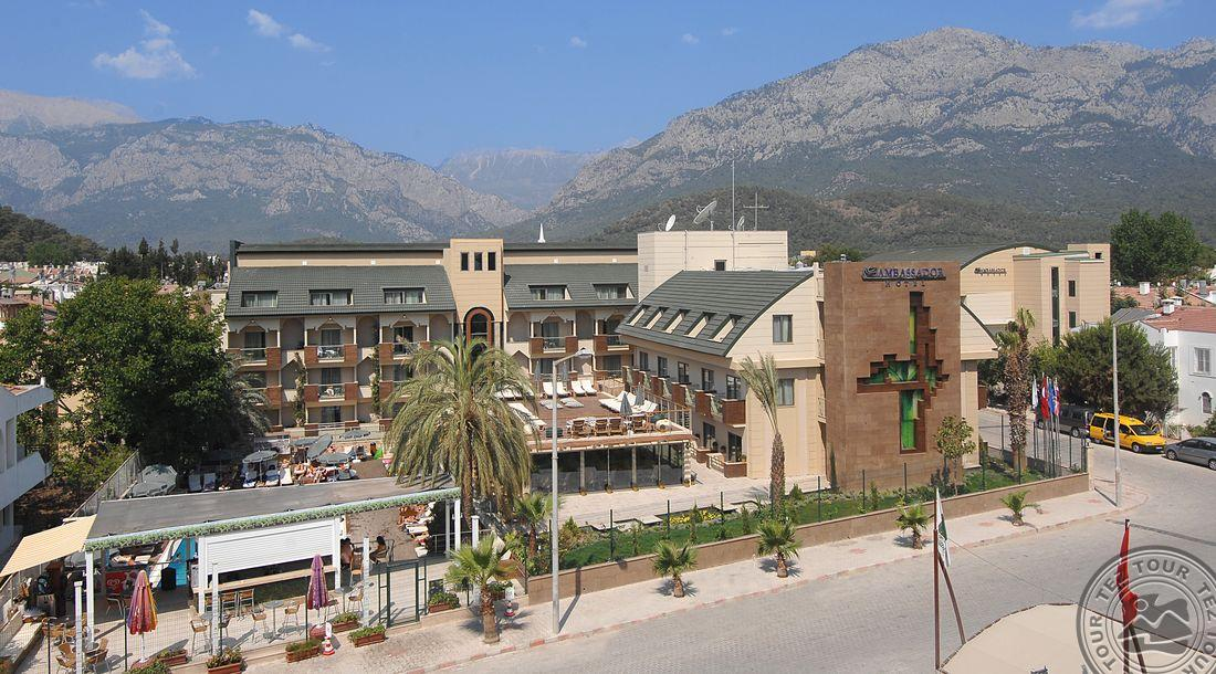 Турция AMBASSADOR HOTEL 4*, Кемер