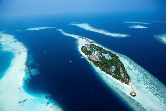 Мальдивы, VILAMENDHOO ISLAND RESORT 4 *, о. Виламенду