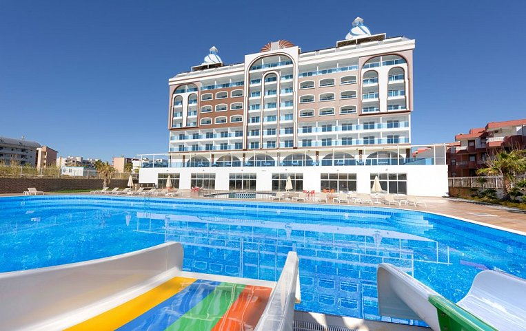Турция, AZUR RESORT & SPA 5 *, Инжекум-Алания