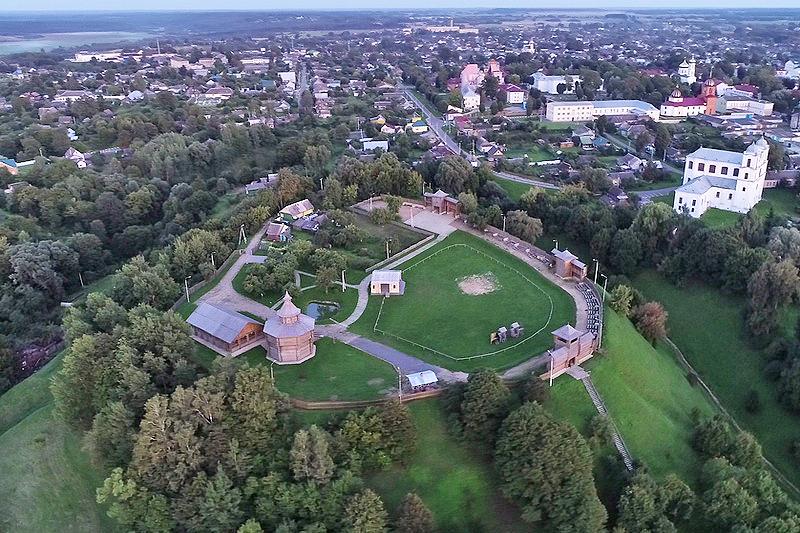 Крепости и монастыри Восточной Беларуси