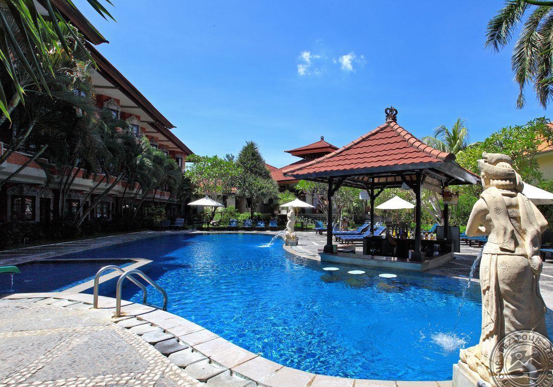 Индонезия ADHI DHARMA HOTEL 3*, Бали - Кута