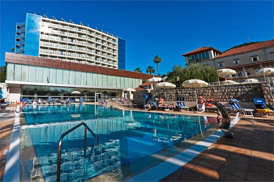 Хорватия, Grand Hotel Park 4*, Дубровник