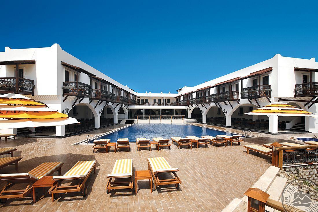 Турция COSTA BITEZHAN BEACH HOTEL 4*, Бодрум