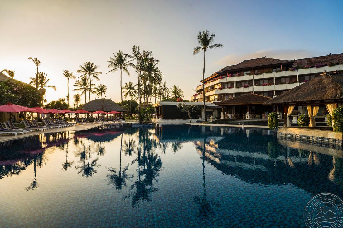 Индонезия NUSA DUA BEACH HOTEL 5*, Бали - Нуса Дуа