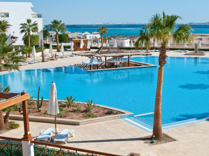 Египет Cyrene Island Hotel 4*, Шарм-эль-Шейх