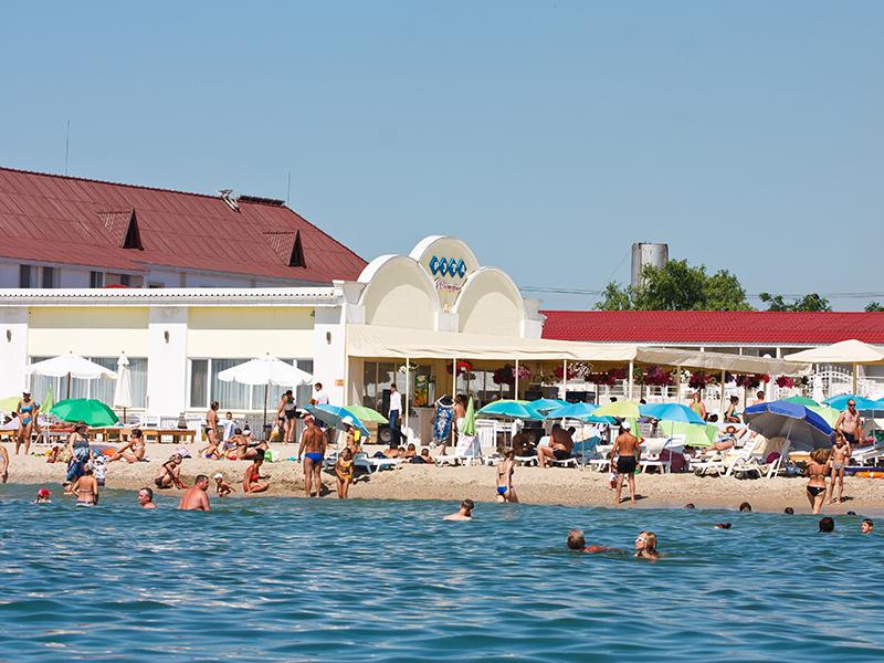 Затока, отель РУТА 3*
