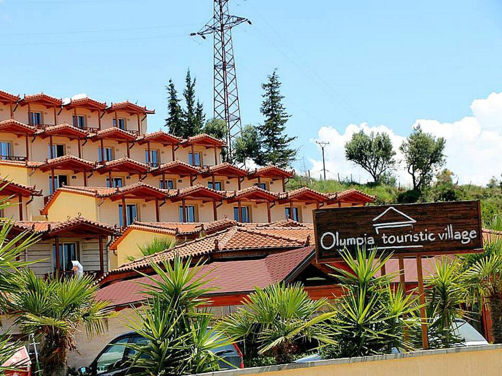 Албания. Olympia Touristic Village 3*, Влера