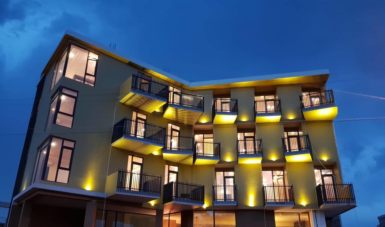 Грузия, Positano Hotel 3*, Кобулети