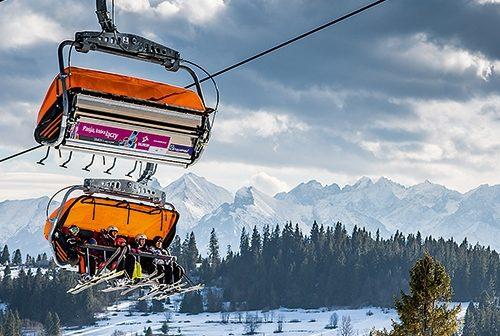Горнолыжный автобусный тур в польские Татры. Ski-Pass + Ski-bus + Термы