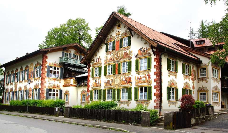 Путешествие в Баварию из Витебска