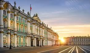 Блистательный Санкт-Петербург из Могилева, Орши и Витебска