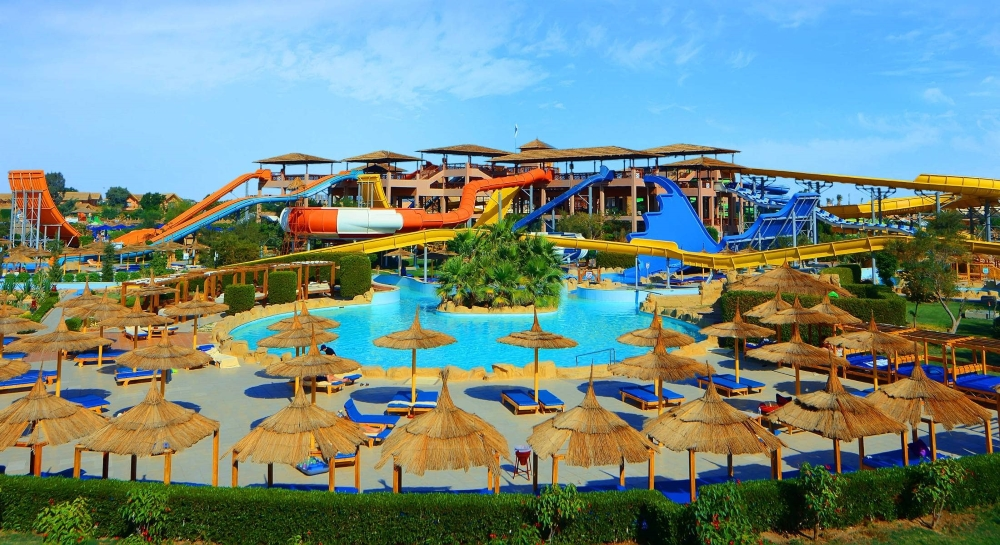 Египет, ALBATROS JUNGLE AQUA PARK 4 *, Хургада