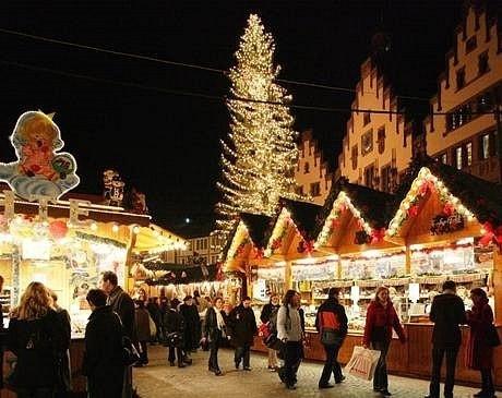 Католическое Рождество в Праге