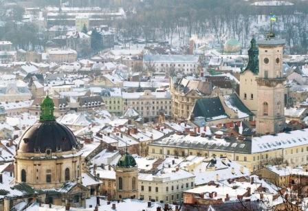 Рождественский тур Выходные во Львове