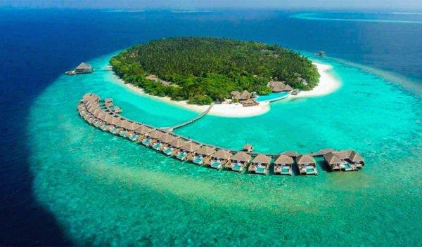 Мальдивы, DUSIT THANI MALDIVES 5 *, Атолл Баа