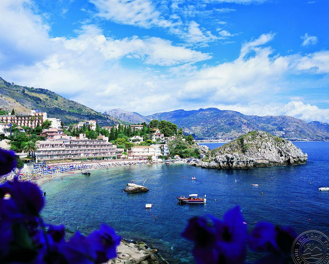 Италия MAZZARO SEA PALACE (TAORMINA MARE) 5*, Сицилия - Катания