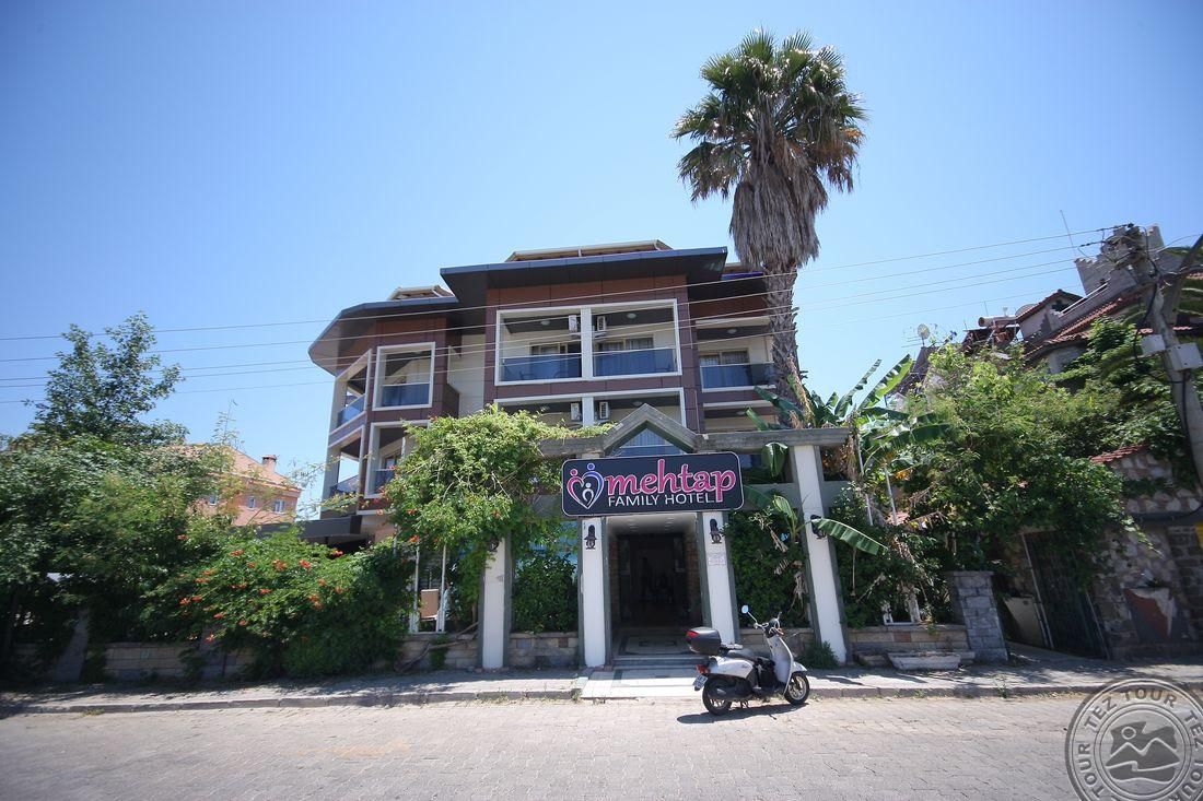 Турция, MEHTAP FAMILY HOTEL 3+*, Мармарис