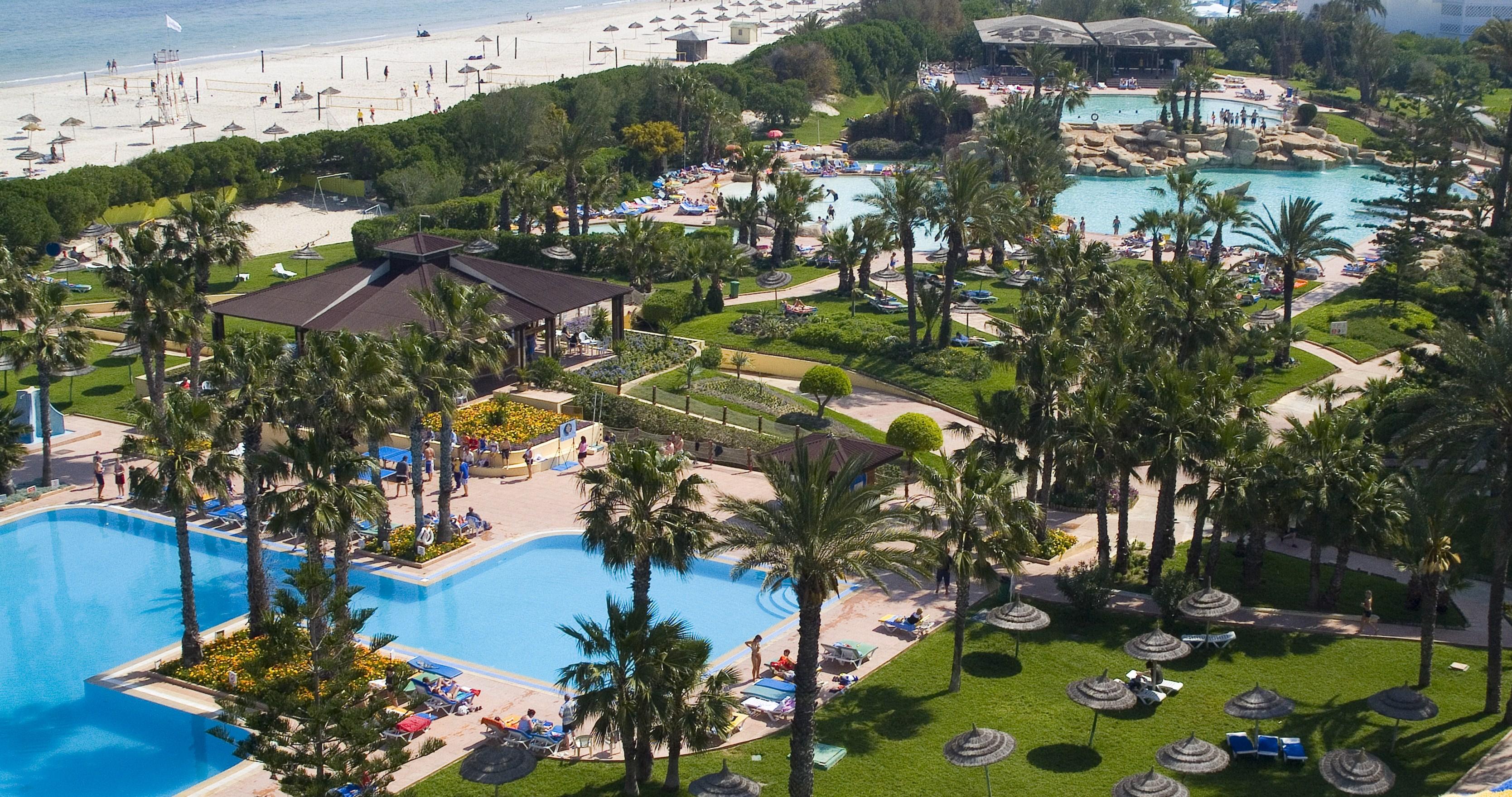 Тунис Sahara Beach Hotel 3+* , Монастир