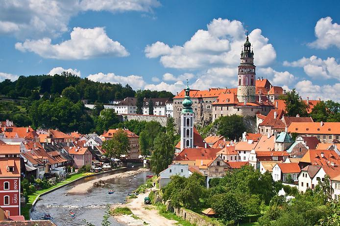 Классическая Чехия