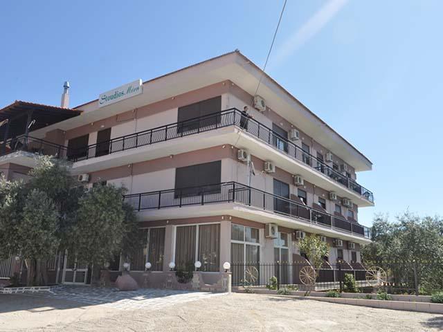 Греция (авиа) MENI STUDIOS APP , о.Тасос