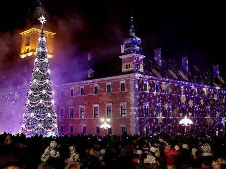 Рождественский тур Варшава-Дрезден-Прага