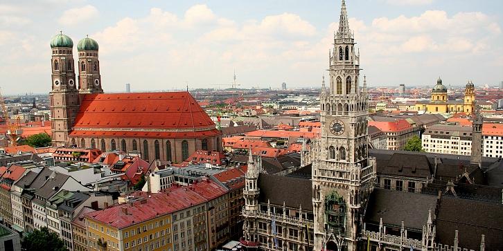 Турне по Южной Баварии