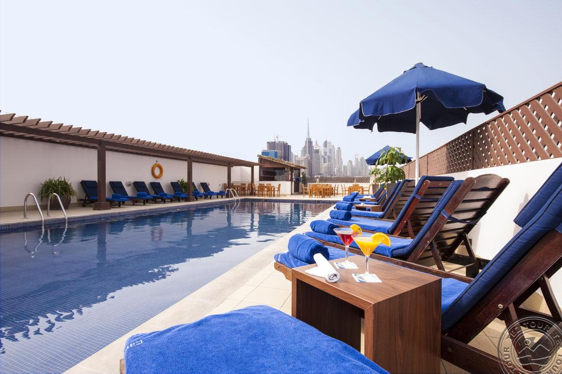 ОАЭ CITYMAX BUR DUBAI 3*, Бур-Дубай