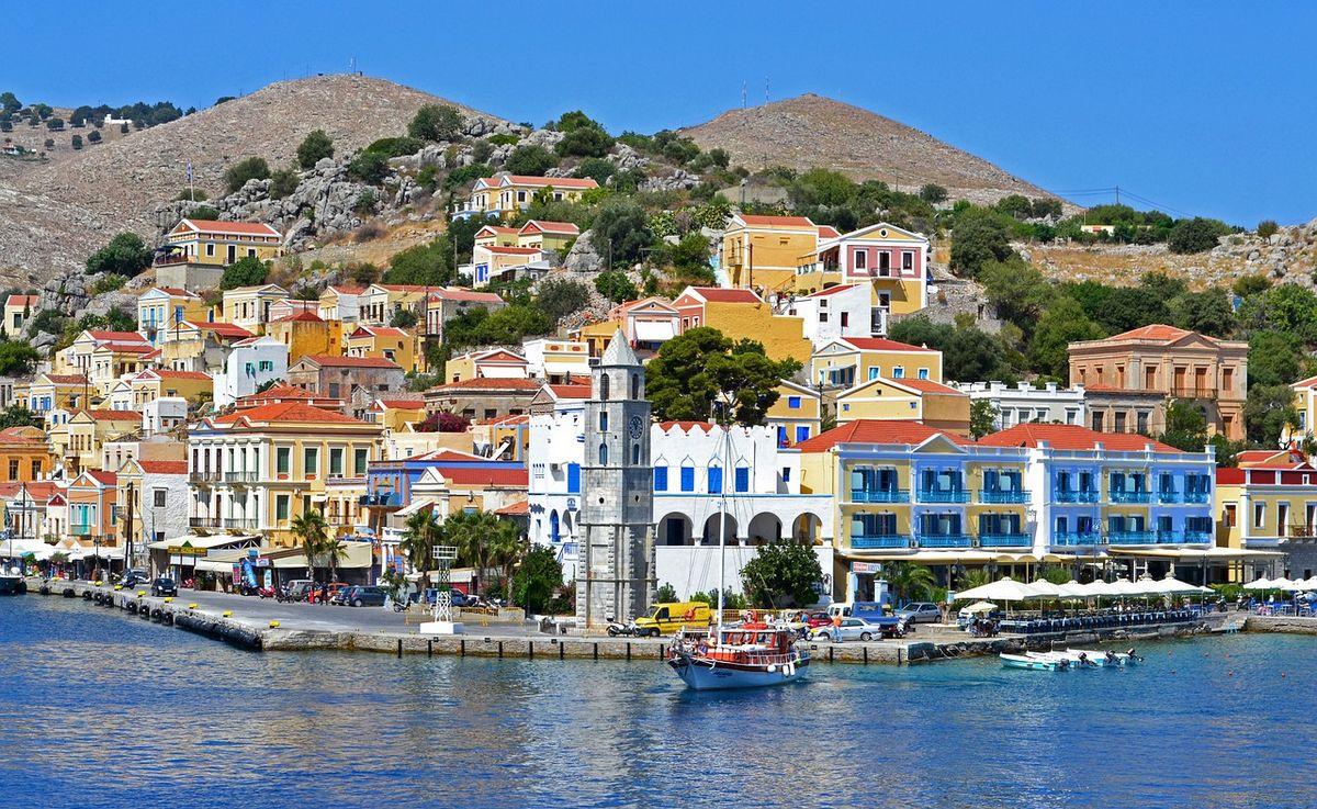 Тур с отдыхом в Греции и Турции на 14 дней