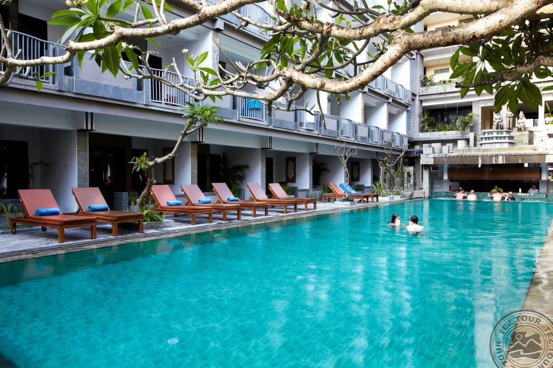 Индонезия CHAMPLUNG MAS HOTEL 4*, Бали - Кута