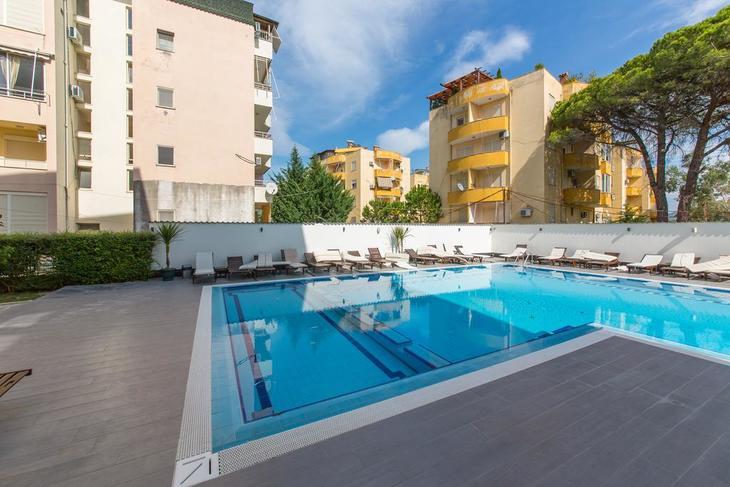 Албания, ALER Hotel Durres 3*+, Дуррес