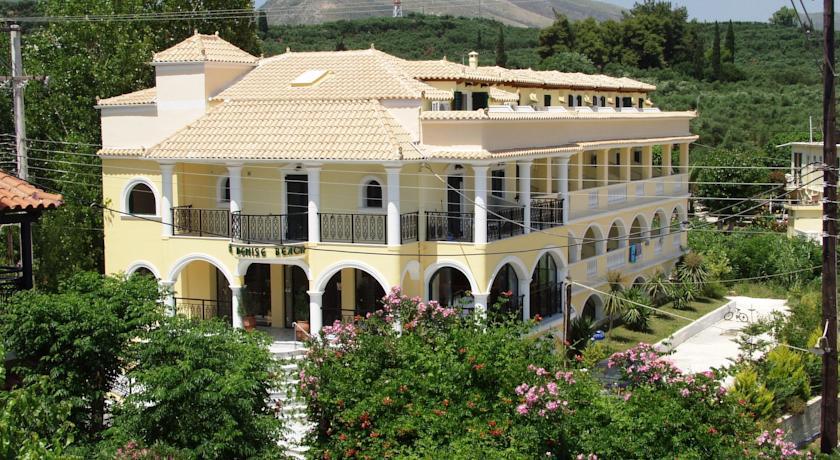 Греция (авиа) DENISE BEACH HOTEL 3+* о.Закинф