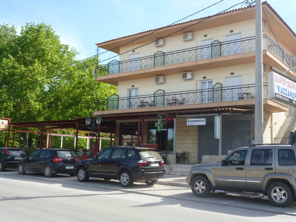 Греция (авиа) Adonis Hotel 2* п-в Халкидики (Кассандра)
