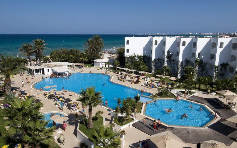Тунис, Thalassa Mahdia Aquapark 4*, Махдия