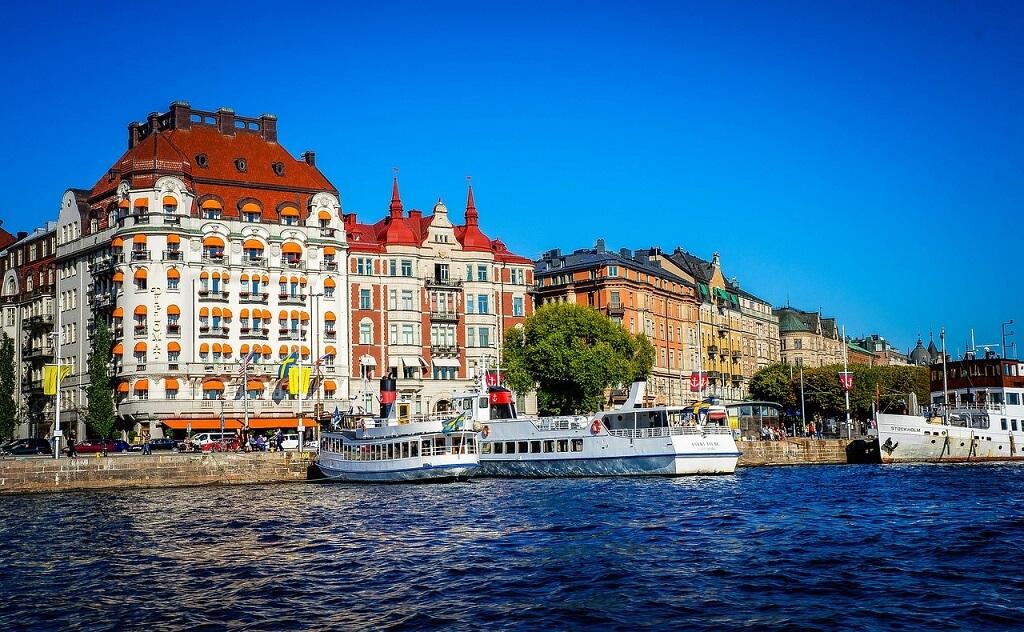 Скандинавский вояж: Таллин - Хельсинки - Турку - Стокгольм - Рига