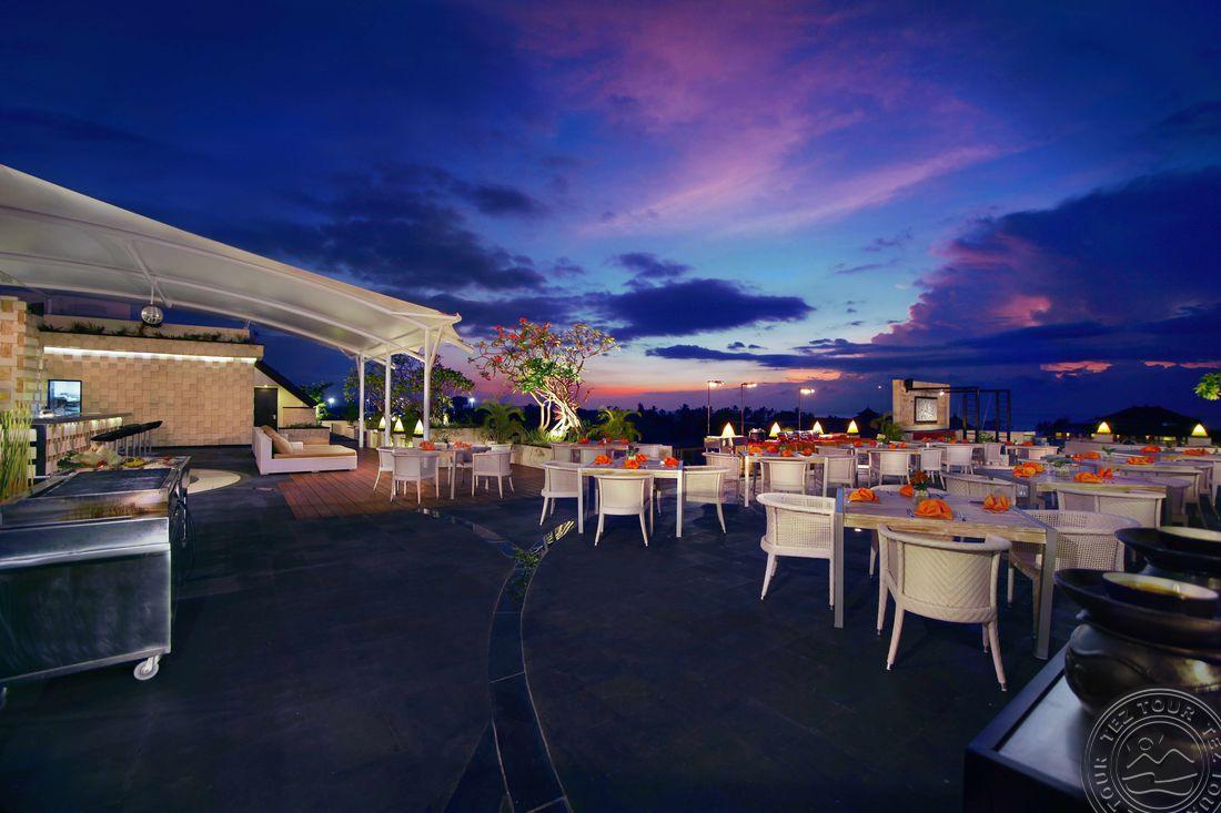 Индонезия ASTON KUTA HOTEL & RESIDENCE 4*, Бали - Кута