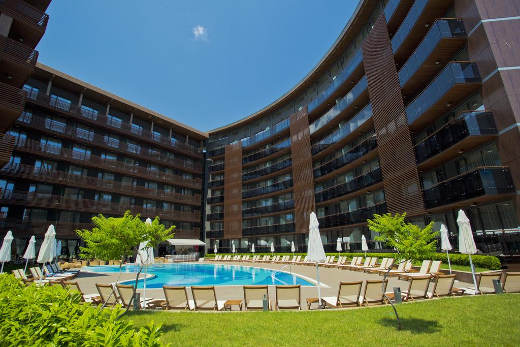 Болгария, Galeon Residence & SPA 5*, Солнечный берег
