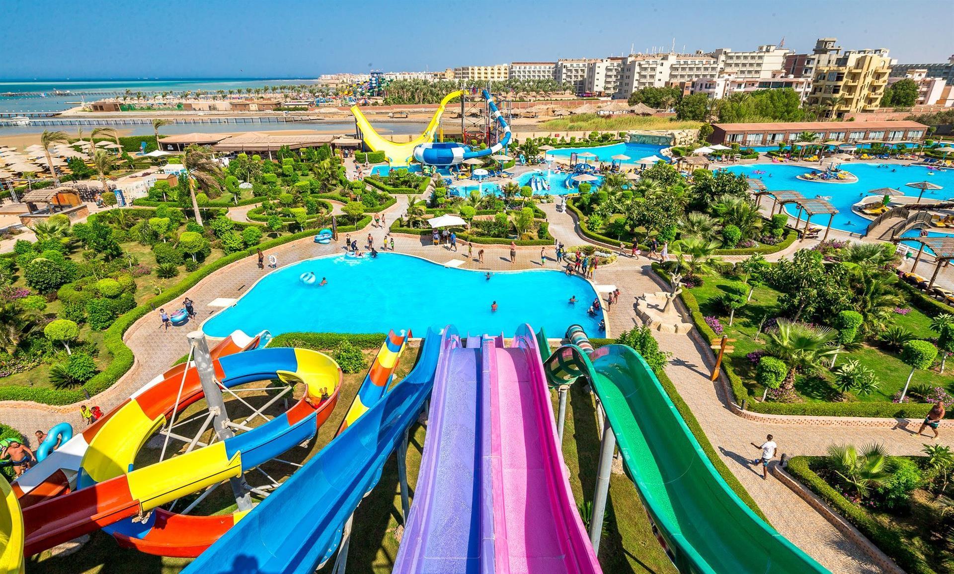 Египет HAWAII CAESAR PALACE HOTEL & AQUAPARK (EX. MIRAGE AQUAPARK) 5* Хургада